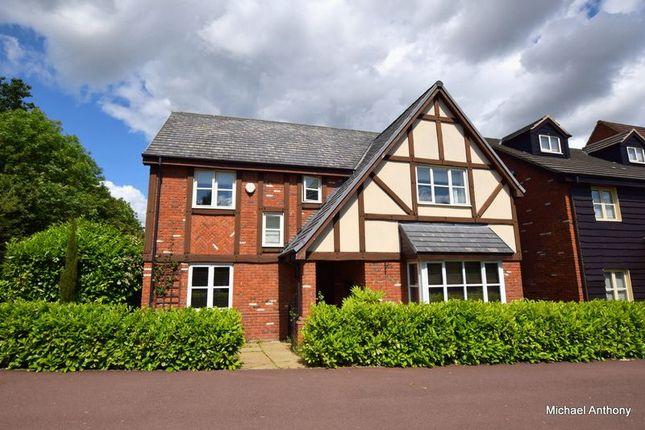 Thumbnail 5 bedroom detached house for sale in Morland Drive, Grange Farm, Milton Keynes