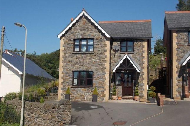 Thumbnail Detached house for sale in Glyntaff Road, Pontypridd