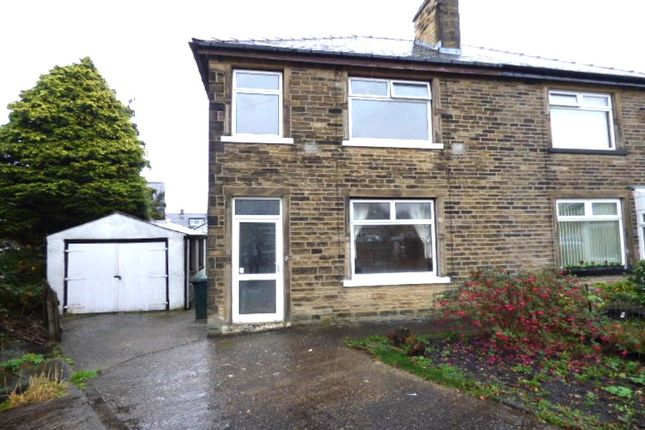 Thumbnail Semi-detached house to rent in Newforth Grove, Bradford
