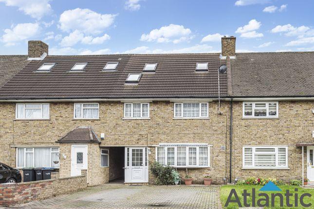 Thumbnail Terraced house for sale in Elsinge Road, Enfield
