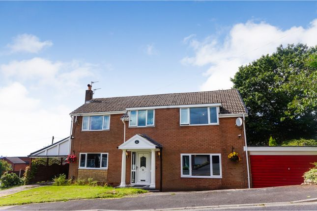 Thumbnail Detached house for sale in Oakfield Close, Horwich, Bolton