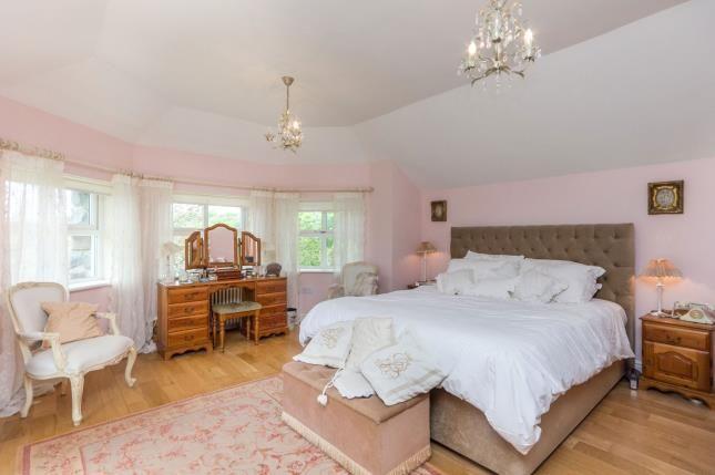 Master Bedroom of Muriau, Criccieth, Gwynedd LL52