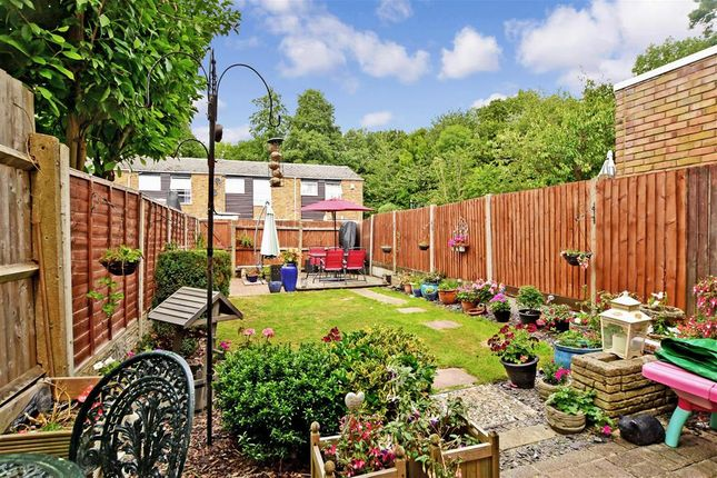Rear Garden of Millfield, New Ash Green, Longfield, Kent DA3