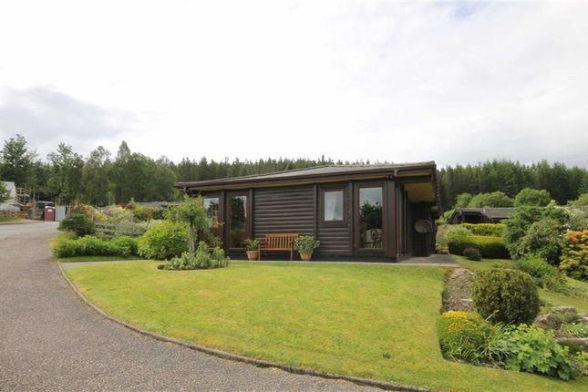 Thumbnail Detached bungalow for sale in Kirkton Way, Lochcarron, Highland & Islands
