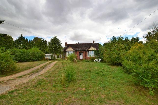Thumbnail Detached bungalow for sale in Northampton Road, Cosgrove, Milton Keynes, Northamptonshire