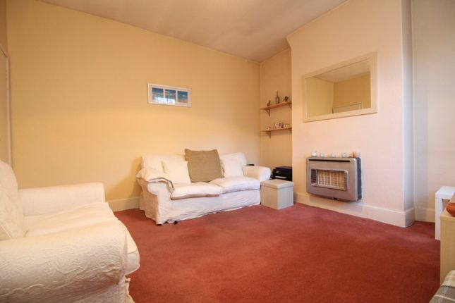 Living Room of Catherine Street, Macclesfield, Cheshire SK11