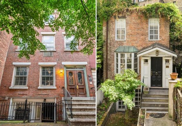 Thumbnail Town house for sale in Bedford Street, New York, Ny, 10014