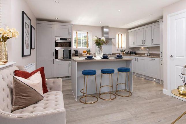 "Thumbnail Detached house for sale in ""Alderney"" at Fleece Lane, Nuneaton"