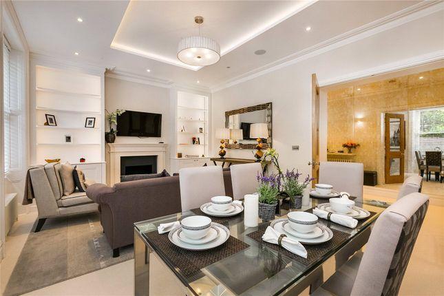 Thumbnail Flat to rent in Kensington Mansions, Trebovir Road, London