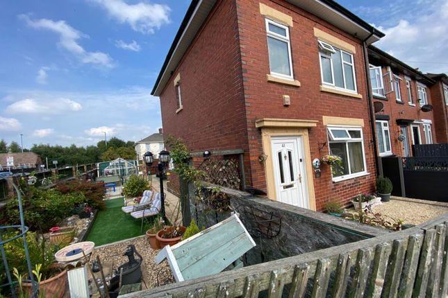 Thumbnail Terraced house for sale in Edison Street, Stoke-On-Trent