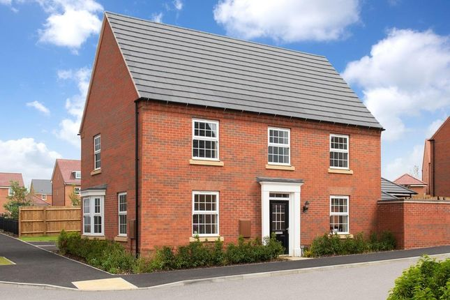 "Thumbnail Detached house for sale in ""Cornell"" at Ada Wright Way, Wigston"