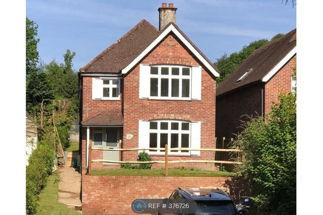 Thumbnail Detached house to rent in Critchmere Lane, Haslemere