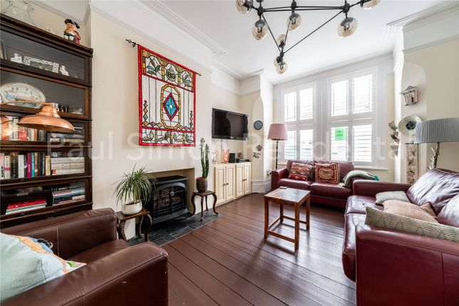 Thumbnail Terraced house for sale in Boundary Road, Wood Green, London