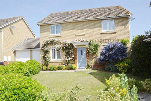 Thumbnail Detached house for sale in Havengore Close, Great Wakering, Southend-On-Sea