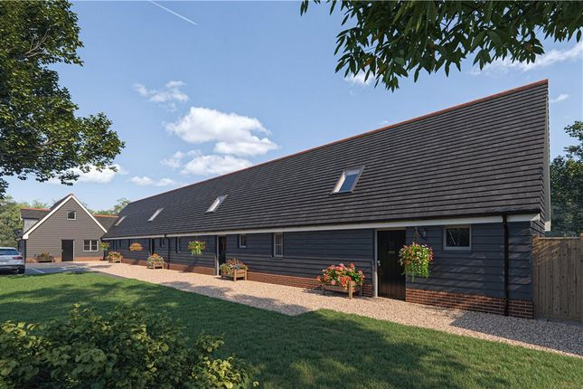 Thumbnail Terraced house for sale in Horseshoe Drive, Romsey