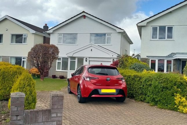 3 bed detached house for sale in Gerretts Close, Bishopston, Swansea SA3