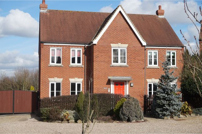 Thumbnail Detached house for sale in Tudor Farm Close, Ashford