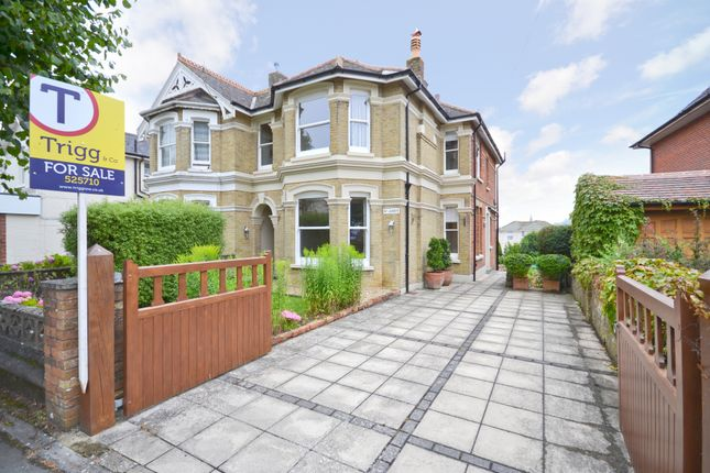 4 bed semi-detached house for sale in Clarence Road, Shanklin
