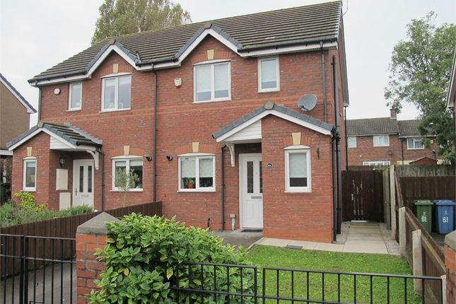 Thumbnail Semi-detached house for sale in Lee Park Avenue, Liverpool, Merseyside
