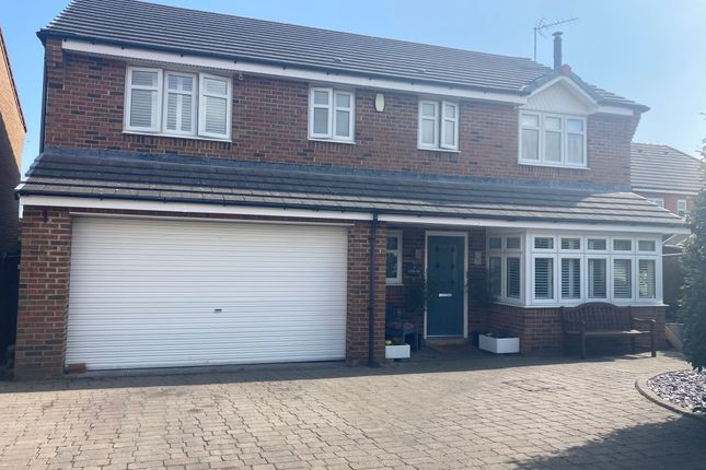 4 bed detached house for sale in Aspen Way, Blyth NE24