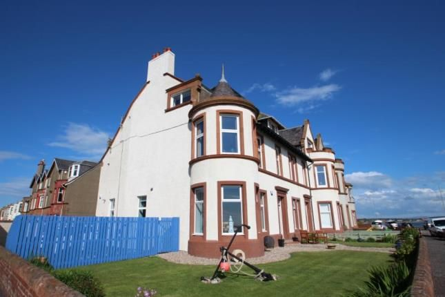 Thumbnail Flat for sale in Titchfield Road, Troon, South Ayrshire