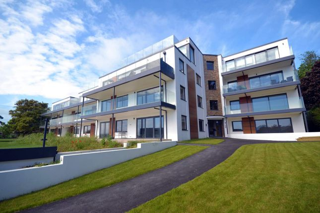 Thumbnail Flat for sale in Chaddesley Glen, Canford Cliffs, Poole, Dorset