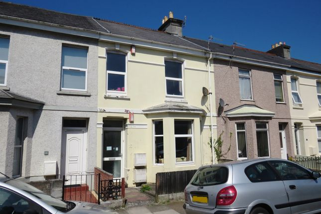 Thumbnail Flat for sale in Cromwell Road, St Judes, Plymouth