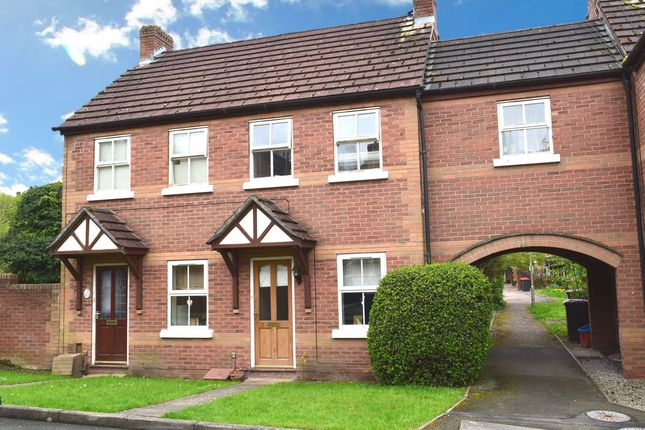 Thumbnail Flat for sale in Fosters Foel, Aqueduct, Telford, Shropshire