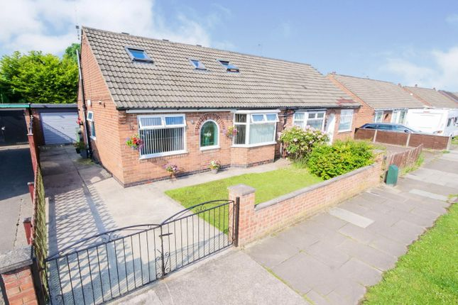Thumbnail Bungalow for sale in Almsford Road, York