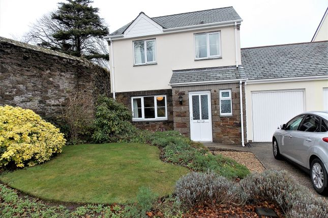 Thumbnail Link-detached house for sale in Bosawna Gardens, St. Day, Redruth