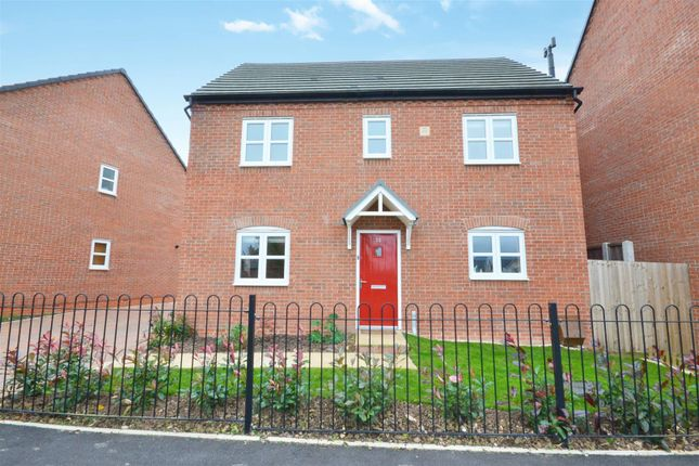 Thumbnail Detached house for sale in Western Heights Road, Meon Vale, Stratford-Upon-Avon