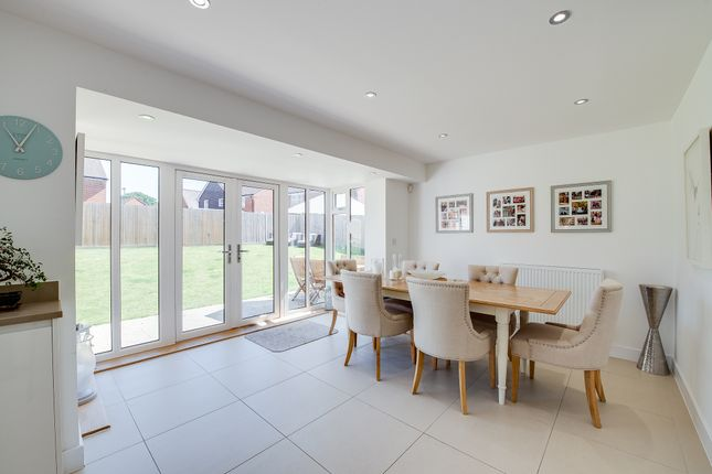 Dining Area Out To Garden