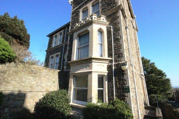 Thumbnail Flat to rent in Sunnyside Road, Clevedon