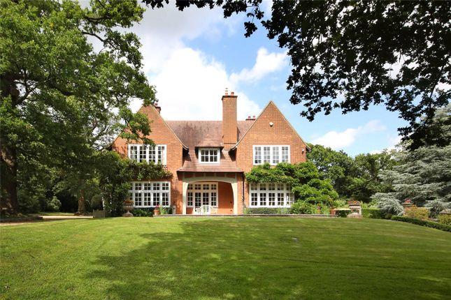 Thumbnail Detached house for sale in Park Lane, Old Knebworth, Knebworth