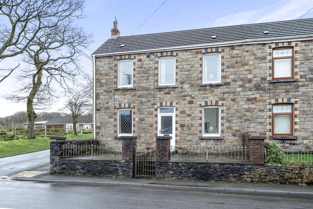 Thumbnail Cottage for sale in Dulais Road, Seven Sisters, Neath
