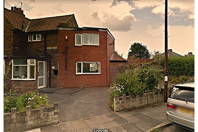 Thumbnail Semi-detached house to rent in Rosewood Avenue, Newcastle Upon Tyne