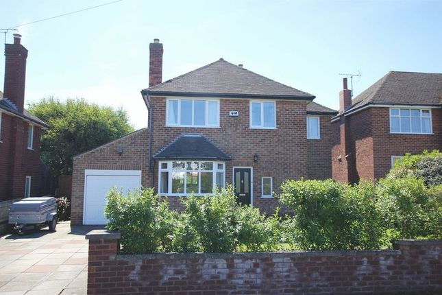 Thumbnail Detached house for sale in Kings Walk, West Kirby, Wirral