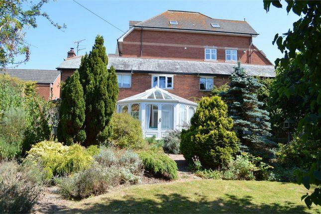 Thumbnail Detached house for sale in Douglas Avenue, Exmouth