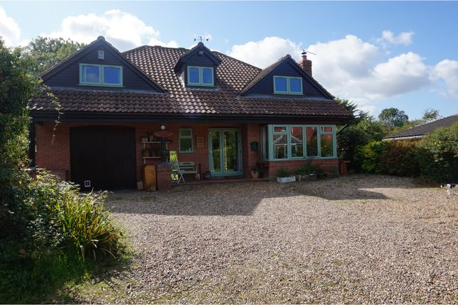 Thumbnail Detached house for sale in Carters Loke, Acle, Norwich