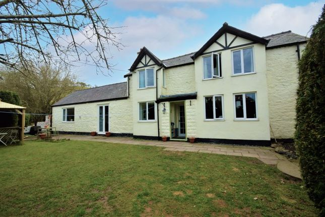 3 bed detached house for sale in Denbigh Road, Afonwen, Mold CH7