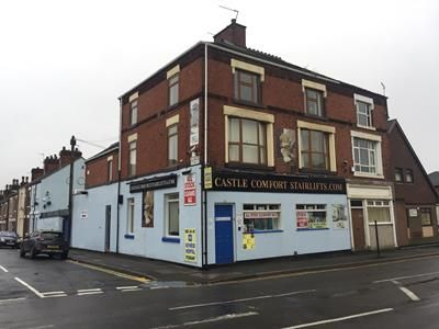 Thumbnail Retail premises for sale in Bank House, 50-52 High Street, Newcastle, Staffordshire