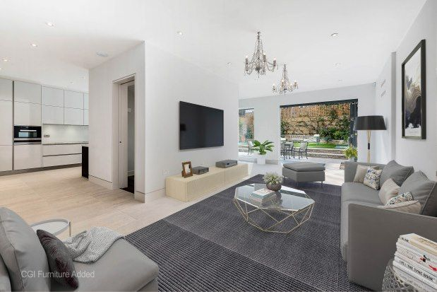 Thumbnail Property to rent in Brunswick Gardens, Kensington