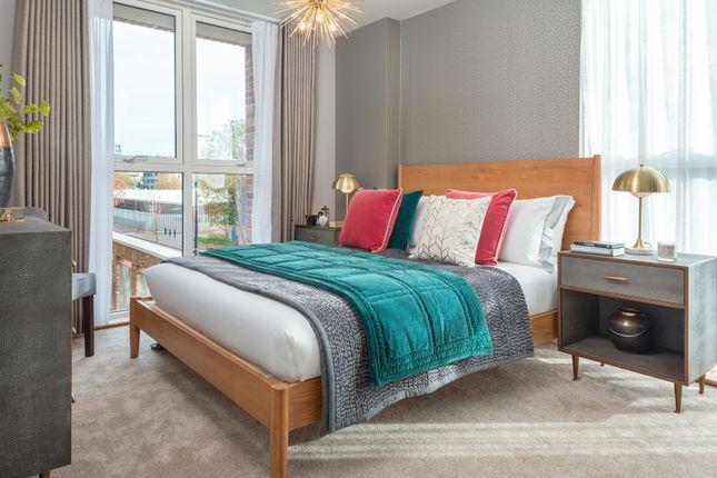 Thumbnail Flat for sale in Plot 136, Central Square Apartments, Acton Gardens, Bollo Lane, Acton, London