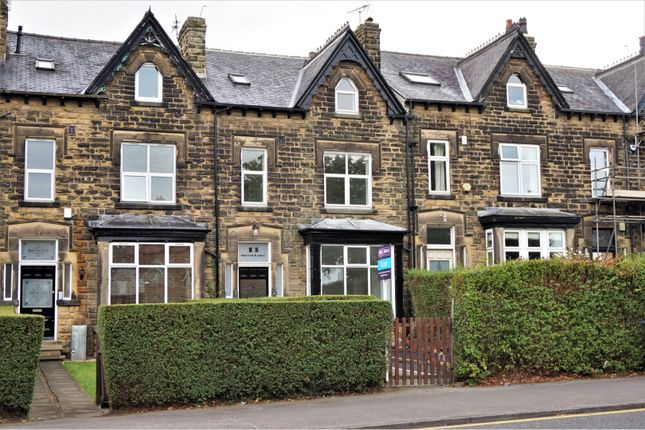 Thumbnail Terraced house to rent in Street Lane, Roundhay, Leeds