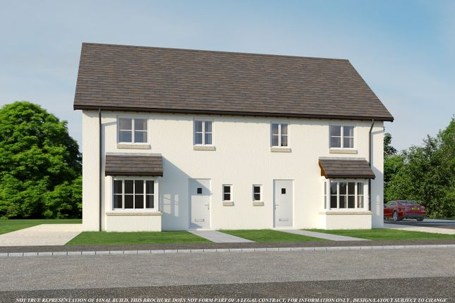 Thumbnail Semi-detached house for sale in St Oran's Place, Connel
