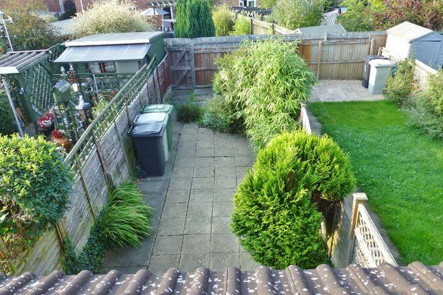 Rear Garden of Wreake Walk, Oakham LE15