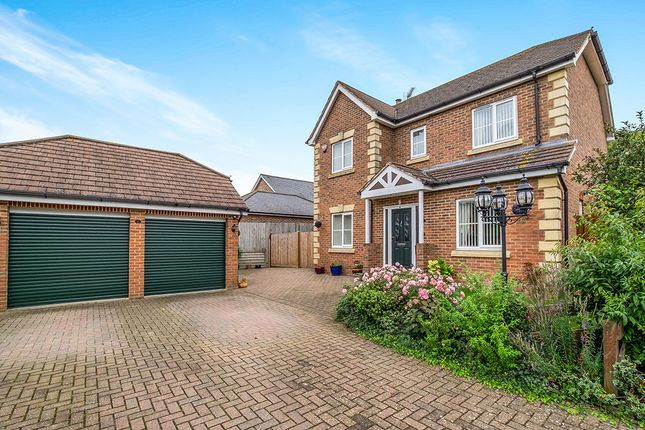 Thumbnail Detached house for sale in Westfield Gardens, Borden, Sittingbourne
