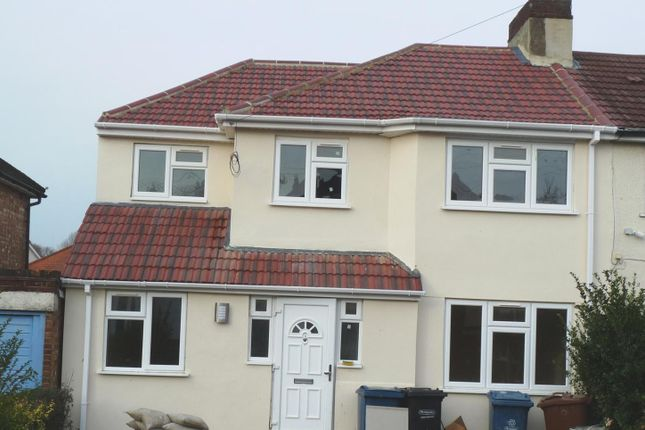 Thumbnail Terraced house to rent in Sefton Avenue, Harrow Weald