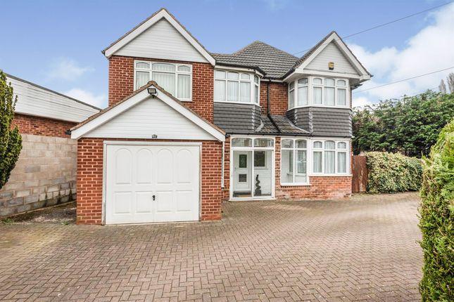 Thumbnail Detached house for sale in Ventnor Avenue, Hodge Hill, Birmingham