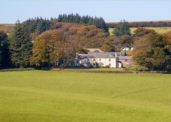 Thumbnail Farmhouse for sale in Simonsbath, Minehead, Somerset